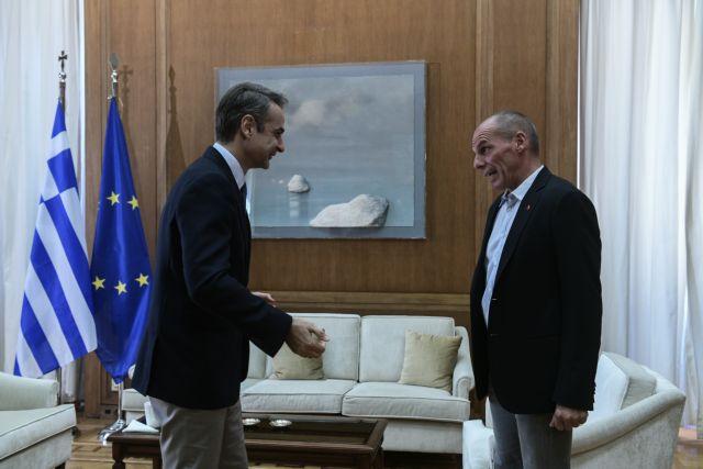 ΜεΡΑ 25: Ο πρωθυπουργός είπε στον Βαρουφάκη πως η κατάσταση με το Oruc Reis βαίνει προς εκτόνωση