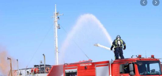 Έκρηξη στο λιμάνι του Ηρακλείου – Πληροφορίες για τραυματίες