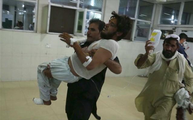 Ένοπλοι επιτέθηκαν σε φυλακή στην Τζαλαλαμπάντ του Αφγανιστάν – 1 νεκρός, 24 τραυματίες