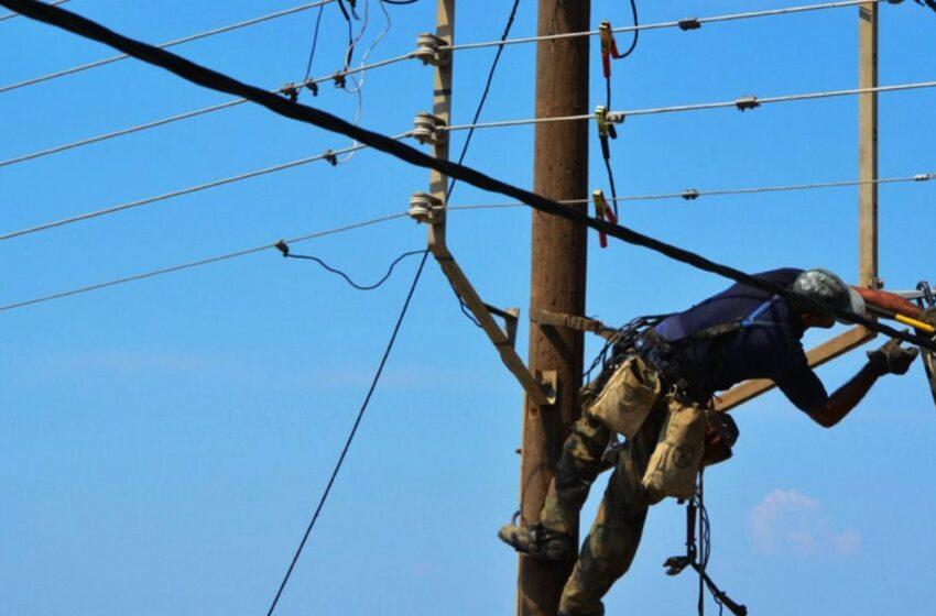 ΔΕΔΔΗΕ: Η πορεία αποκατάστασης των ζημιών στο δίκτυο ηλεκτροδότησης