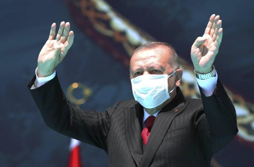 Δεκάδες συλλήψεις φοιτητών στην Τουρκία – Ανησυχία στην ΕΕ για τις εξελίξεις