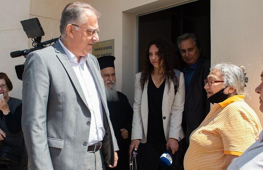 Θεοδωρικάκος: το πρόγραμμα «Αντώνης Τρίτσης» δίνει αναπτυξιακές προοπτικές για την κοινωνία