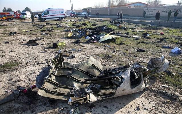 Ιράν:Καταρρίφθηκε από πυραύλους έδειξαν τα «μαύρα κουτιά» της μοιραίας πτήσης των ουκρανικών αερογραμμών