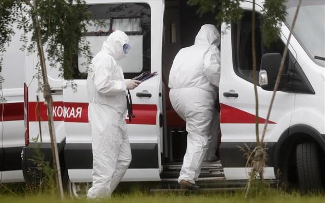 Η Ρωσία ετοιμάζει μαζικό εμβολιασμό τον Οκτώβριο κατά του κοροναϊού