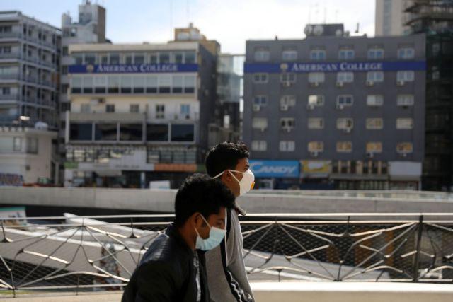 Κύπρος: 2 νεκροί – 37 ασθενείς σε σοβαρή κατάσταση – δεν υποχωρούν τα κρούσματα