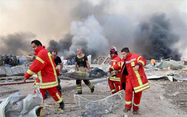 Λίβανος: «Έτοιμος να βοηθήσει με κάθε τρόπο» ο Αραβικός Σύνδεσμος