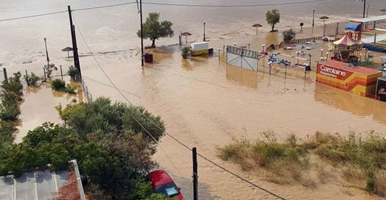 Μέχρι τις 30 Σεπτεμβρίου οι αιτήσεις για τις αποζημιώσεις στους πληγέντες της Εύβοιας