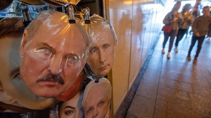 Ο πρόεδρος της Λευκορωσίας απορρίπτει το ενδεχόμενο ξένης μεσολάβησης για τη διευθέτηση της κρίσης