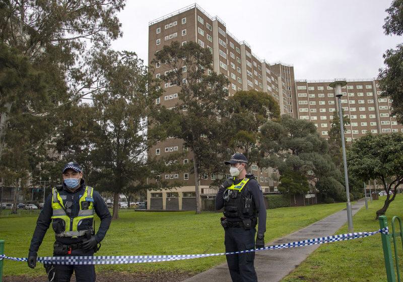 Αυστηρό lockdown στη Βικτόρια της Αυστραλίας – Έρημη πόλη η Μελβούρνη