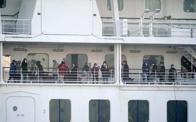 Νορβηγία: 33 ναυτικοί σε κρουαζιερόπλοιο θετικοί στον κορωνοϊό