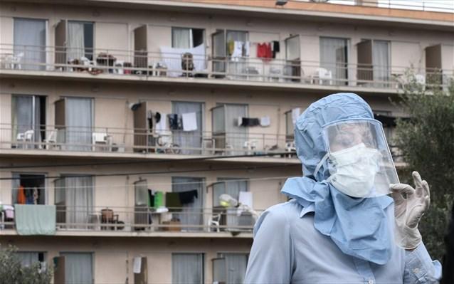 Θεσσαλονίκη: Σε καραντίνα ξενοδοχείο όπου διαμένουν πρόσφυγες μετά τον εντοπισμό κρούσματος κορωναϊού