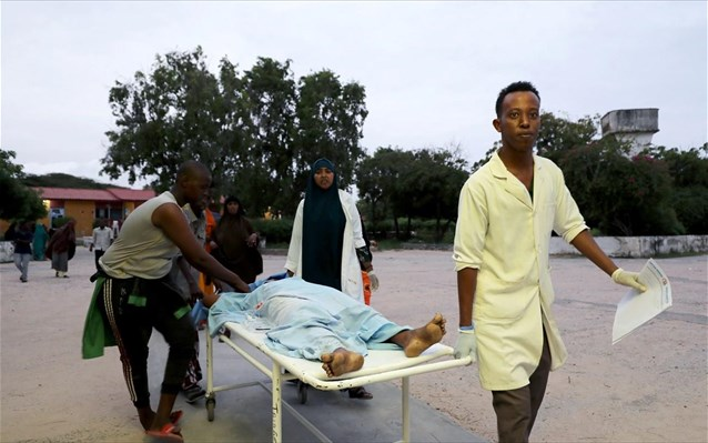 Έκρηξη σε ξενοδοχείο στη Σομαλία – Τουλάχιστον 5 νεκροί