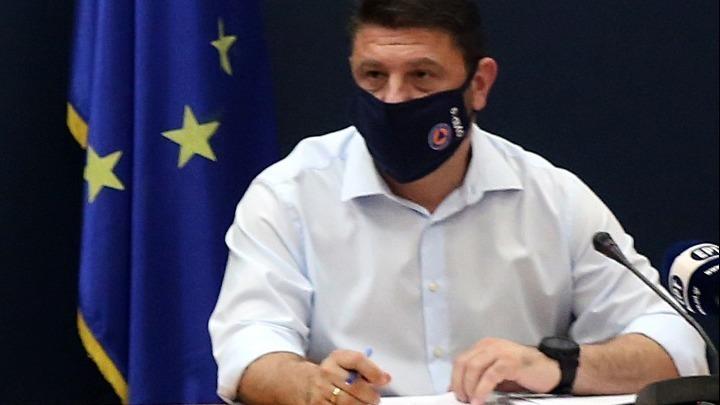 Kοροναϊος:  Έκτακτη ενημέρωση Χαρδαλιά! Πληροφορίες για έκρηξη με νέα κρούσματα