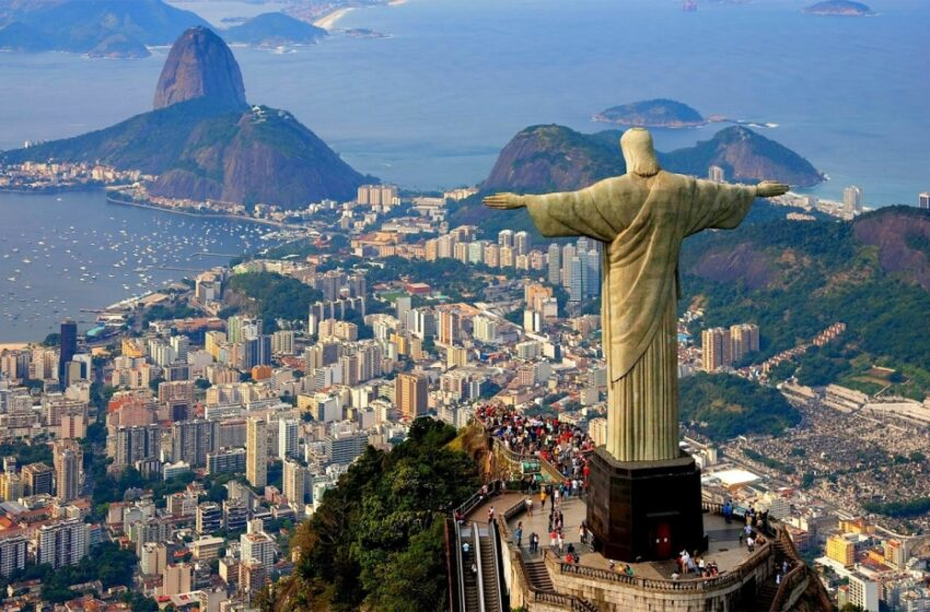 Ανοίγει ξανά για το κοινό το διάσημο άγαλμα του Χριστού του Λυτρωτή στη Βραζιλία
