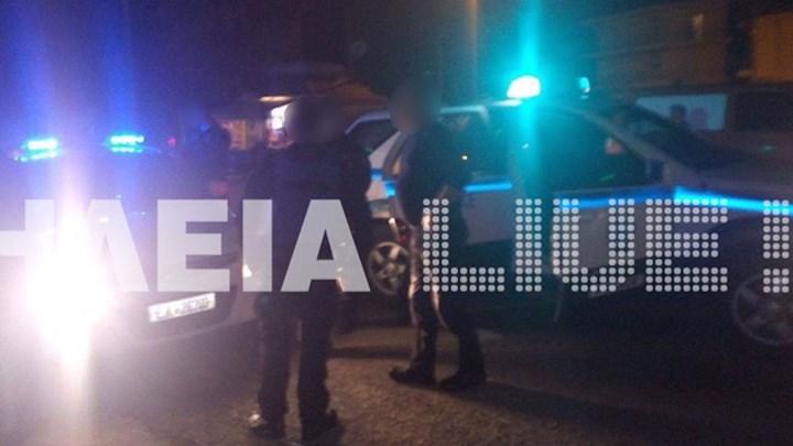 Kαταδίωξη στην Ηλεία – Τραυματίστηκε αστυνομικός