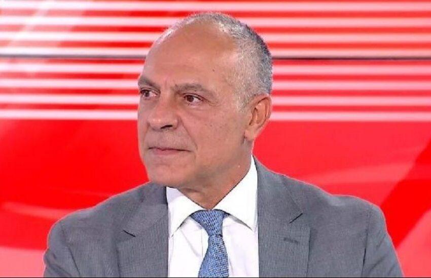 """""""Τα μάζεψε"""" ο σύμβουλος ασφαλείας του Μαξίμου μετά την οργή Αναστασιάδη – Οι νέες δηλώσεις Διακόπουλου"""