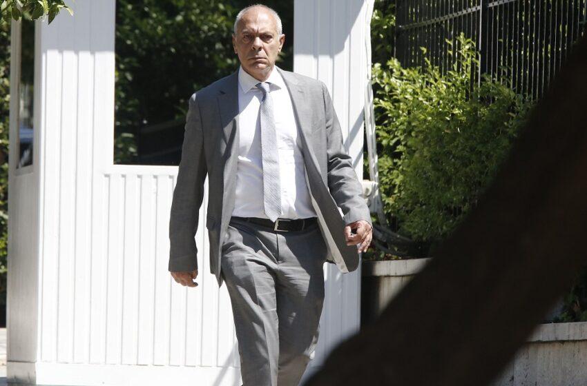 Παραιτήθηκε ο Αλ. Διακόπουλος για τις δηλώσεις του ότι το Oruc Reis κάνει έρευνες-Είχε διαψεύσει τον πρωθυπουργό