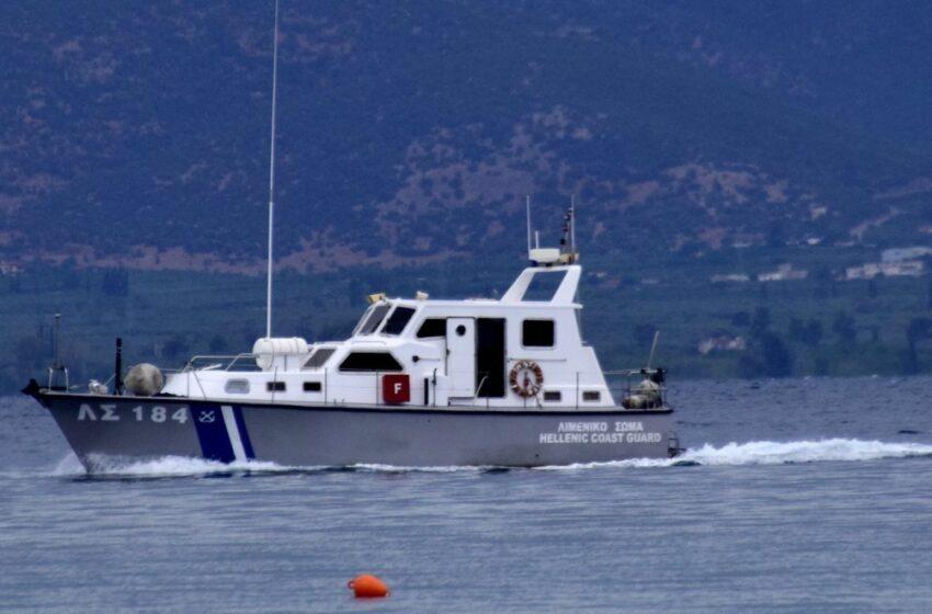 Λευκάδα: Θρίλερ με το σκάφος που αγνοείτο – Βρέθηκε αλλά χωρίς τους επιβάτες