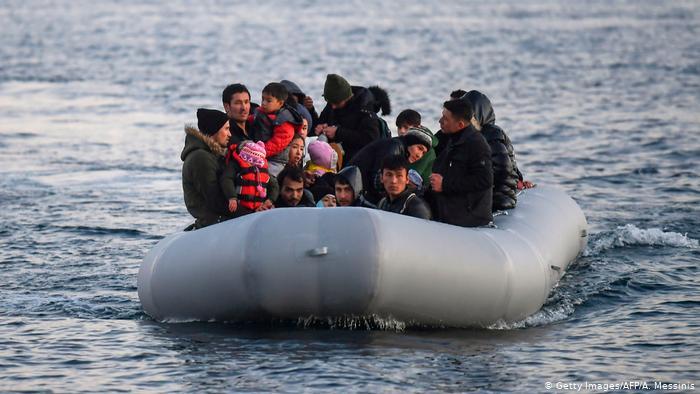 Το Βερολίνο κατηγορεί την ελληνική κυβέρνηση για παράνομες επαναπροωθήσεις μεταναστών στο Αιγαίο