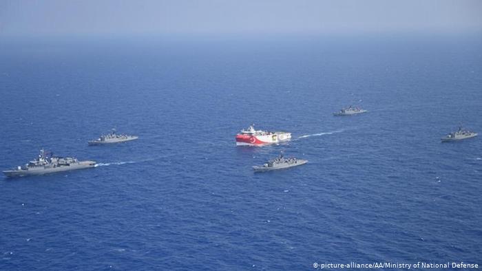 Γερμανικός Τύπος: Να παρέμβει το ΝΑΤΟ- Δεν θέλουν πόλεμο Ελλάδα και Τουρκία
