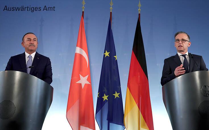 """Σε Αθήνα και Άγκυρα ο Γερμανός ΥΠΕΞ για να """"κλειδώσει"""" η έναρξη του διαλόγου- Παρά τη νέα πρόκληση Ερντογάν με την Μονή της Χώρας"""