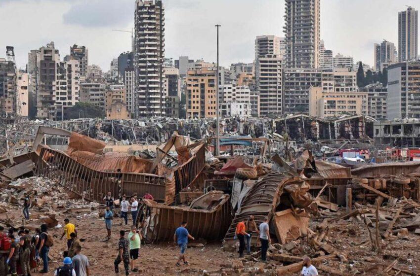 Τουλάχιστον 43 Σύροι μεταξύ των θυμάτων» της έκρηξης στη Βηρυτό