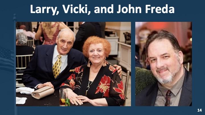 Κοροναϊός τραγωδία: Πέθαναν μαζί μετά από 62 χρόνια γάμου, μία μέρα μετά το θάνατο του γιου τους επίσης από COVID