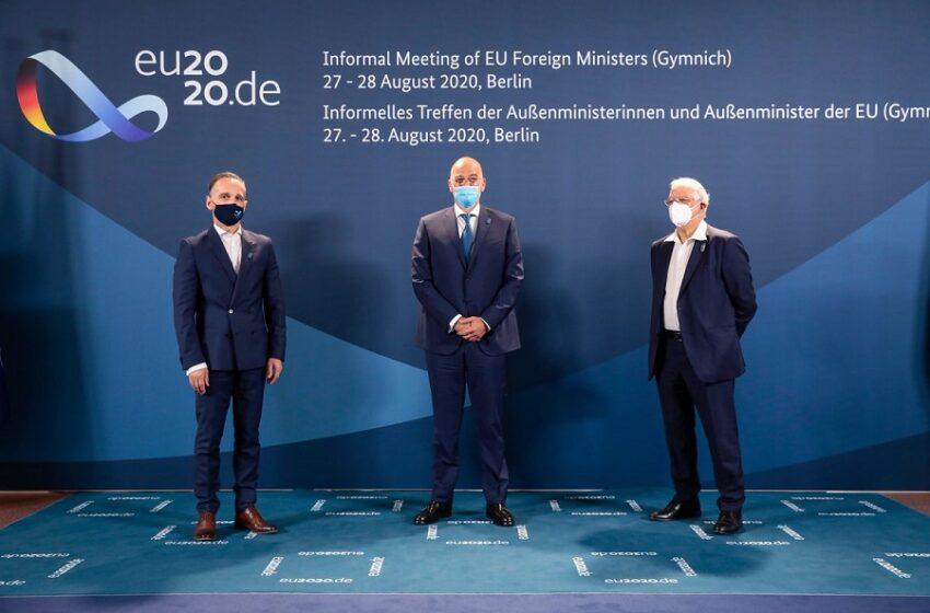 Στις καλένδες οι κυρώσεις κατά της Τουρκίας – Αποφάσεις (;) στη Σύνοδο Κορυφής- Προειδοποιήσεις και εκκλήσεις για διάλογο