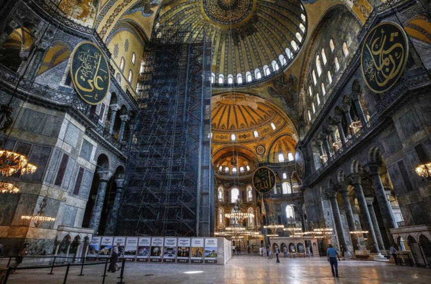 Αγία Σοφία: Φαινόμενα εκδίκησης στην Ελλάδα για τη μετατροπή σε τέμενος