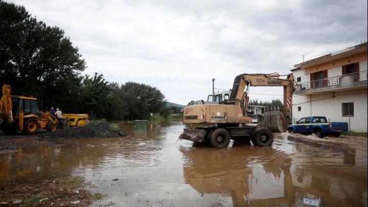 Ξεκίνησε η καταγραφή των ζημιών στον Δήμο Λαγκαδά