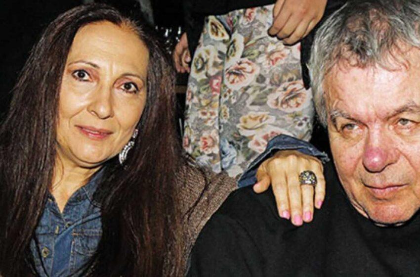 Συγκινεί η σύζυγος του Γιάννη Πουλόπουλου: Δεν μπορώ να τον αποχαιρετήσω, δυσκολεύομαι ακόμη
