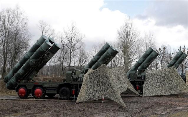 H Τουρκία θέλει να αγοράσει δεύτερη παρτίδα πυραύλων S-400