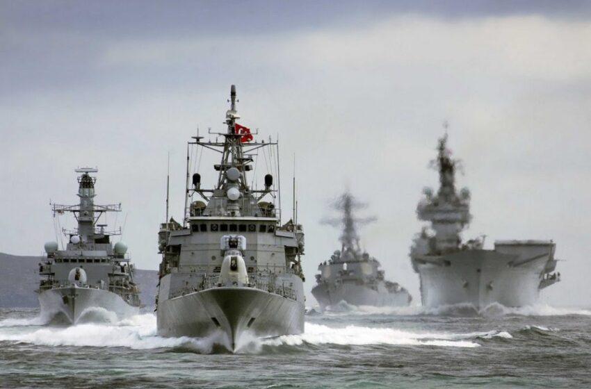 Έντονη κινητικότητα τουρκικών πλοίων στο τρίγωνο Καστελορίζου-Ρόδου-Καρπάθου
