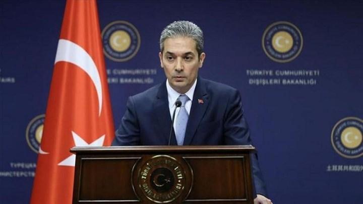 Τουρκική απάντηση σε Μπορέλ: Η ΕΕ δεν έχει δικαίωμα να απαιτεί τον τερματισμό των ερευνών στη Μεσόγειο
