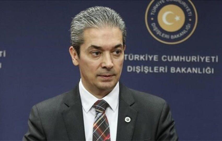Απάντηση από το τουρκικό ΥΠΕΞ: Δεν θα επιτρέψουμε να πληγεί το Oruc Reis