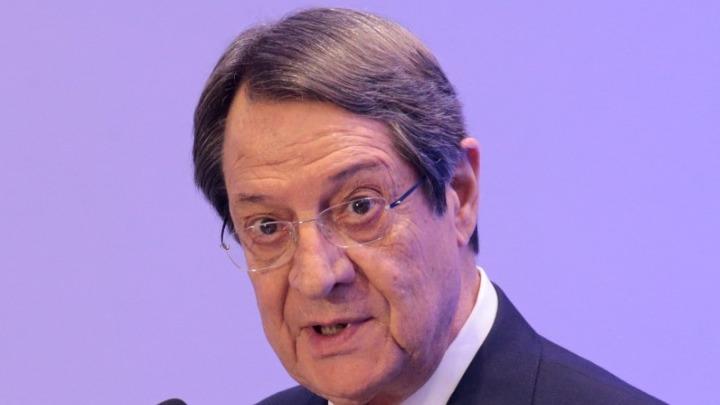 Αναστασιάδης: Προσβλέπω το συντομότερο σε μια συνάντηση γνωριμίας με τον κ. Τατάρ