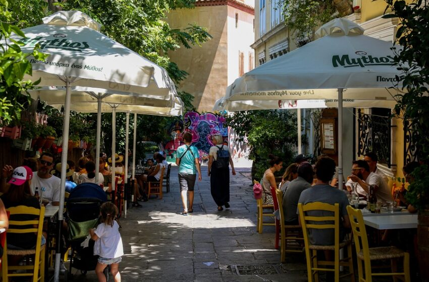 """""""Κραχ"""" στον τουρισμό: Διψήφια η ύφεση, κοντά στο 6% το έλλειμμα – Το Eurogroup αποφασίζει για το 2021"""