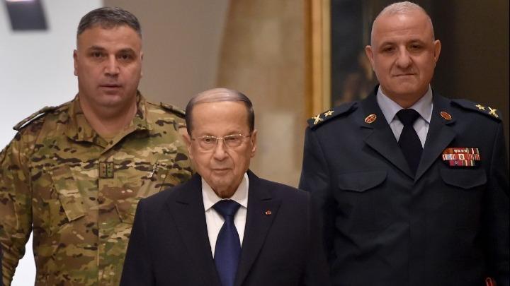 Ο πρόεδρος του Λιβάνου απορρίπτει τη διεθνή έρευνα για την έκρηξη στη Βηρυτό