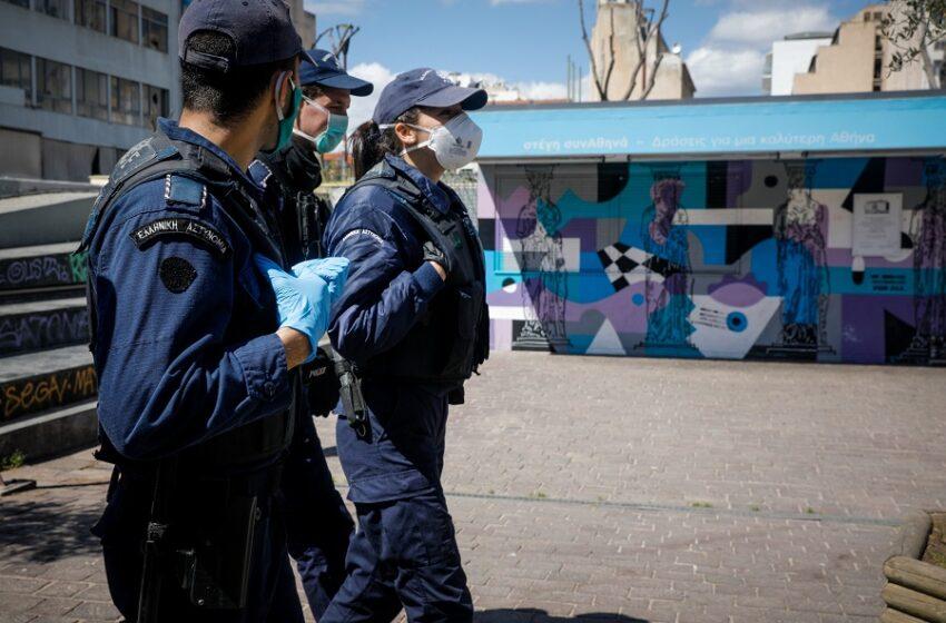 Συναγερμός στην αστυνομία: Μέτρα για τα 52 κρούσματα κοροναϊού – 190 σε καραντίνα