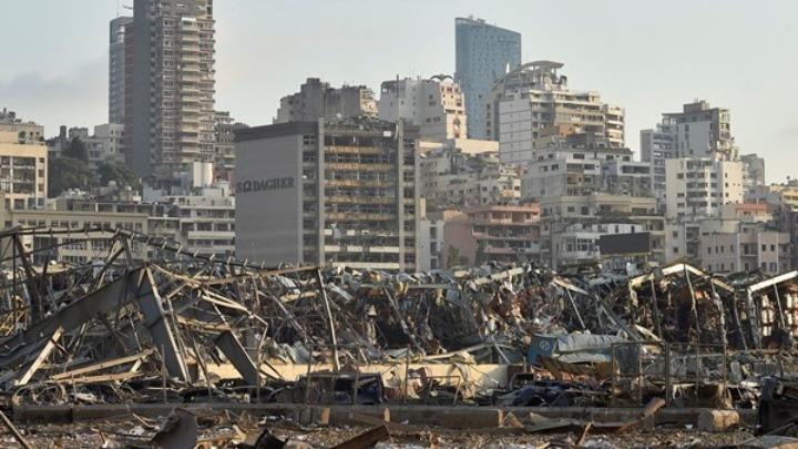 Η έκρηξη στη Βηρυτό ισοδυναμούσε με σεισμό 4,5 Ρίχτερ!