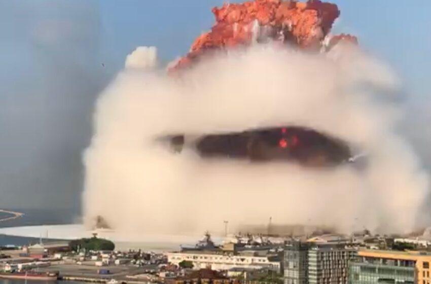 Βηρυτός: Τι είναι το νιτρικό αμμώνιο που ενοχοποιείται για τις φονικές εκρήξεις