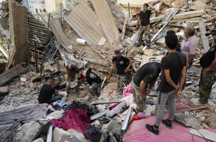 Επίσημη επιβεβαίωση: Νεκρή μια ελληνίδα στην Βηρυτό