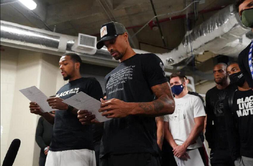 Ιστορική απόφαση στο NBA κατά της ρατσιστικής βίας – Οι Μπακς του Αντετοκούνμπο έκαναν μποϊκοταζ στον αγώνα με τους Ορλάντο (vid)