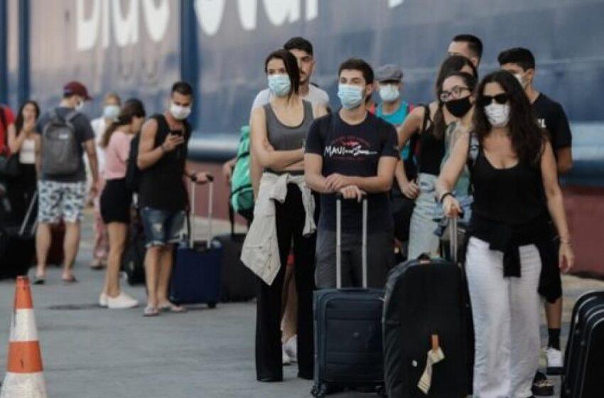 Kοροναϊός: 217 νέα κρούσματα και 2 νέοι θάνατοι το τελευταίο 24ωρο