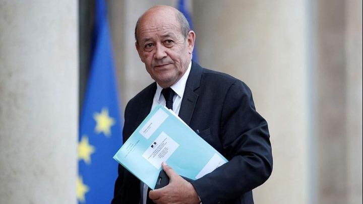 Γάλλος ΥΠΕΞ: Η παραβίαση του θαλάσσιου χώρου ευρωπαϊκής χώρας από την Τουρκία είναι απολύτως απαράδεκτη
