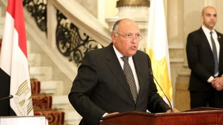 ΥΠΕΞ Αιγύπτου: Η συμφωνία με την Ελλάδα επιτρέπει να αξιοποιηθούν στο μέγιστο οι διαθέσιμοι πόροι στην ΑΟΖ
