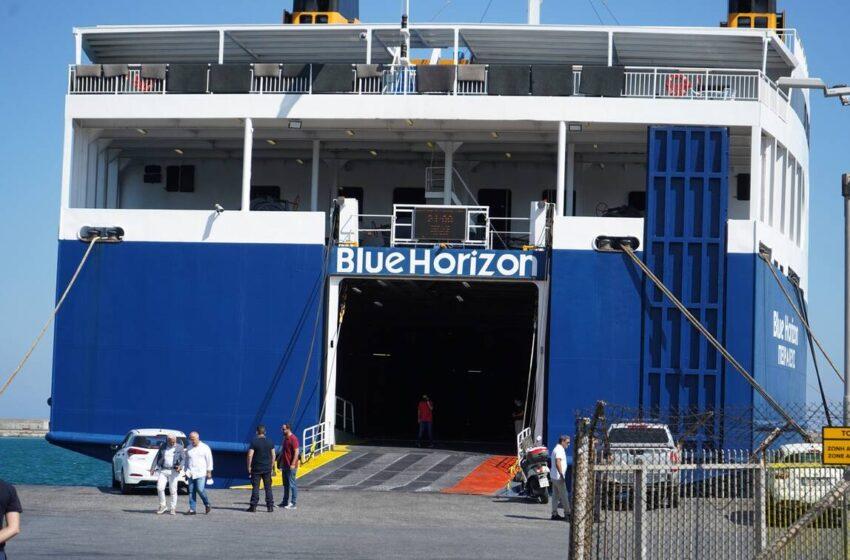 Έκρηξη Blue Horizon: Κατέληξε ο ναυτικός στη ΜΕΘ