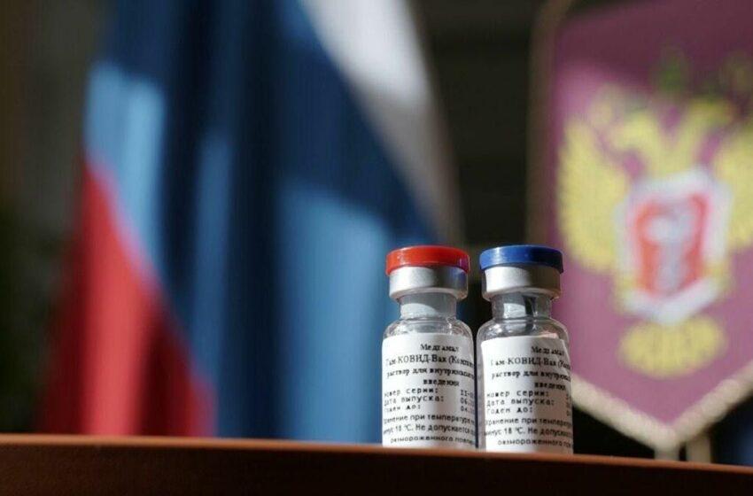 Πυρ ομαδόν για το ρωσικό κορονο-εμβόλιο