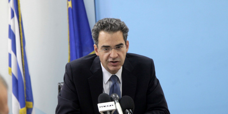 """Συρίγος: """"Το Ελληνοαιγυπτιακό σύμφωνο ήταν λύση ανάγκης""""- """"Εξαιρεί το Καστελόριζο και επήρειες Ρόδου, Κρήτης, Κάσσου"""""""