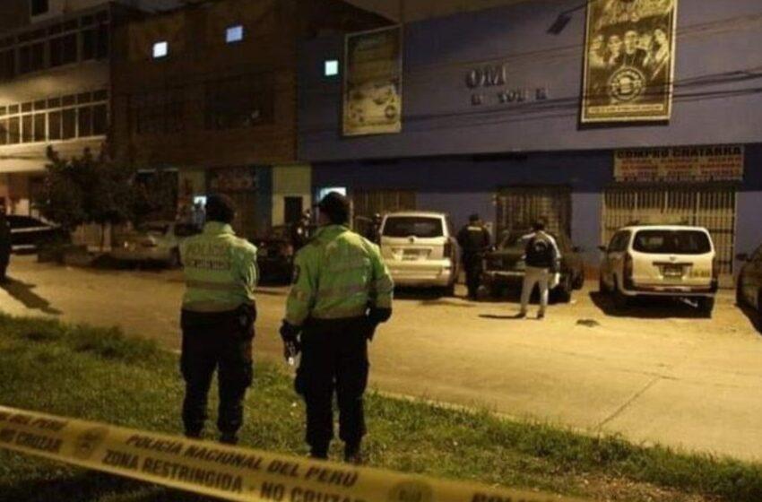 Περού -Κοροναϊός: Toυλάχιστον 13 νεκροί σε ντισκοτεκ – Ποδοπατήθηκαν σε έφοδο αστυνομικών